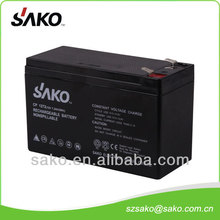 12V4.5AH VRLA Maintenance Free Battery with 5 Years Life Design l