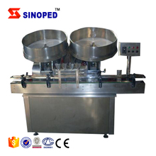 High capacity semi automatic capsule filter counting machine