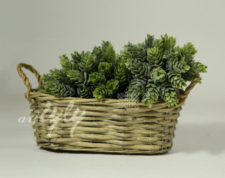 hot sale cheap wicker flower pots for home decor wholesale. Black Bedroom Furniture Sets. Home Design Ideas