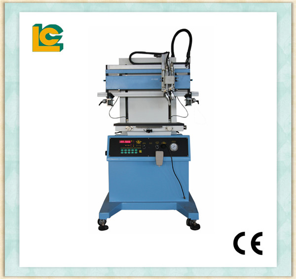 CE approved Plane table printing machine , christmas card printer for gift card printing