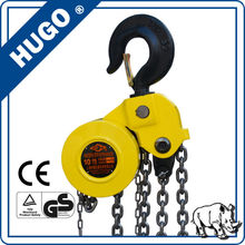 0.5 Ton to 50 Ton construction hand chain blocks hand pulling manual hoists