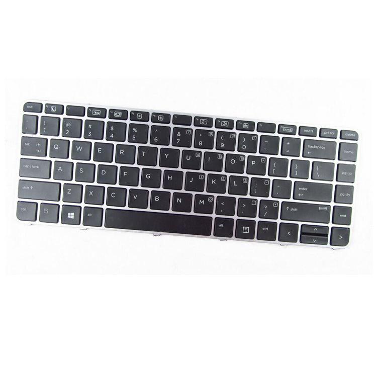 For HP EliteBook Folio <strong>1040</strong> G3 US backlit keyboard