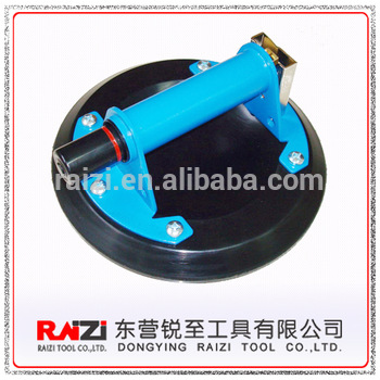 Raizi 10'' Stainless Steel Handle Hand Vacuum Suction Lifter