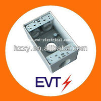 1 gang electrical box weatherproof junction box FSB with