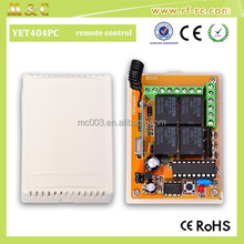 High sensitivity 315Mhz IC2262/2272 IC2262 2272 Wireless Remote Control RF Transmitter 4 keys + Receiver