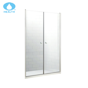 Foshan frameless glass shower door price