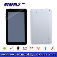 9 inch android 4.2 OS Quad core kids tablet pc 4000mah 8GB tablet cheapest tablet pc