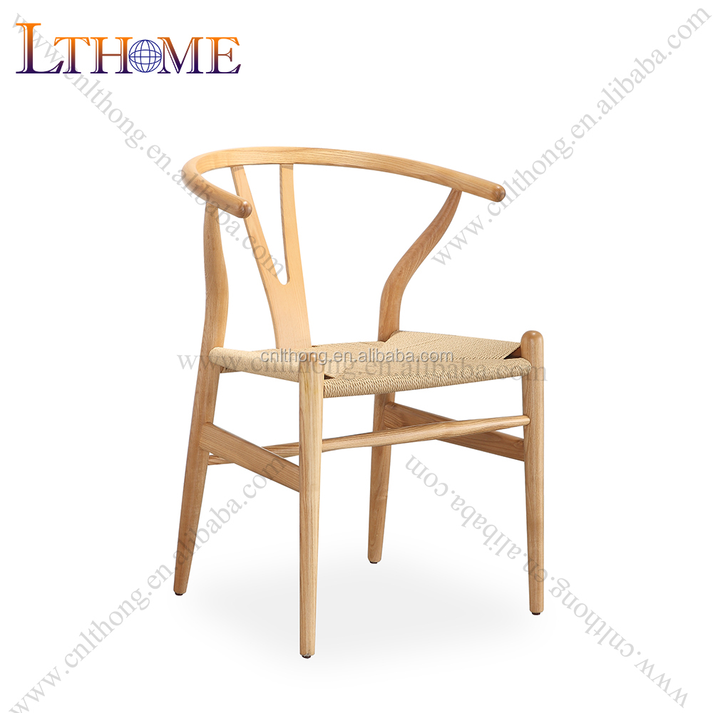 B318 Solid wood wishbone replica hans wegner <strong>chair</strong>