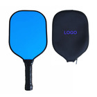 High Quality Cheap Price Pickleball Set Carbon Fiber Graphite Pickleball Paddle Set With Cover Made In China