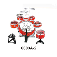 Hot Sale Mini Jazz Drum Play Set for Kids