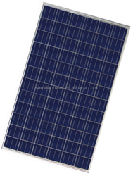 China best PV supplier solar panel 250w poly