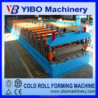 Hot Sale double layer roofing sheet roll forming machine
