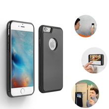 Anti gravity Case For iPhone 5s 6 6s 7 Plus Anti-Gravity Cover For Smartphone S6 S7 S8 Edge Note 5 Adsorbed Antigravity Cases