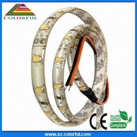 Waterproof flexible led strip lights 12v infrared led strip el strip light
