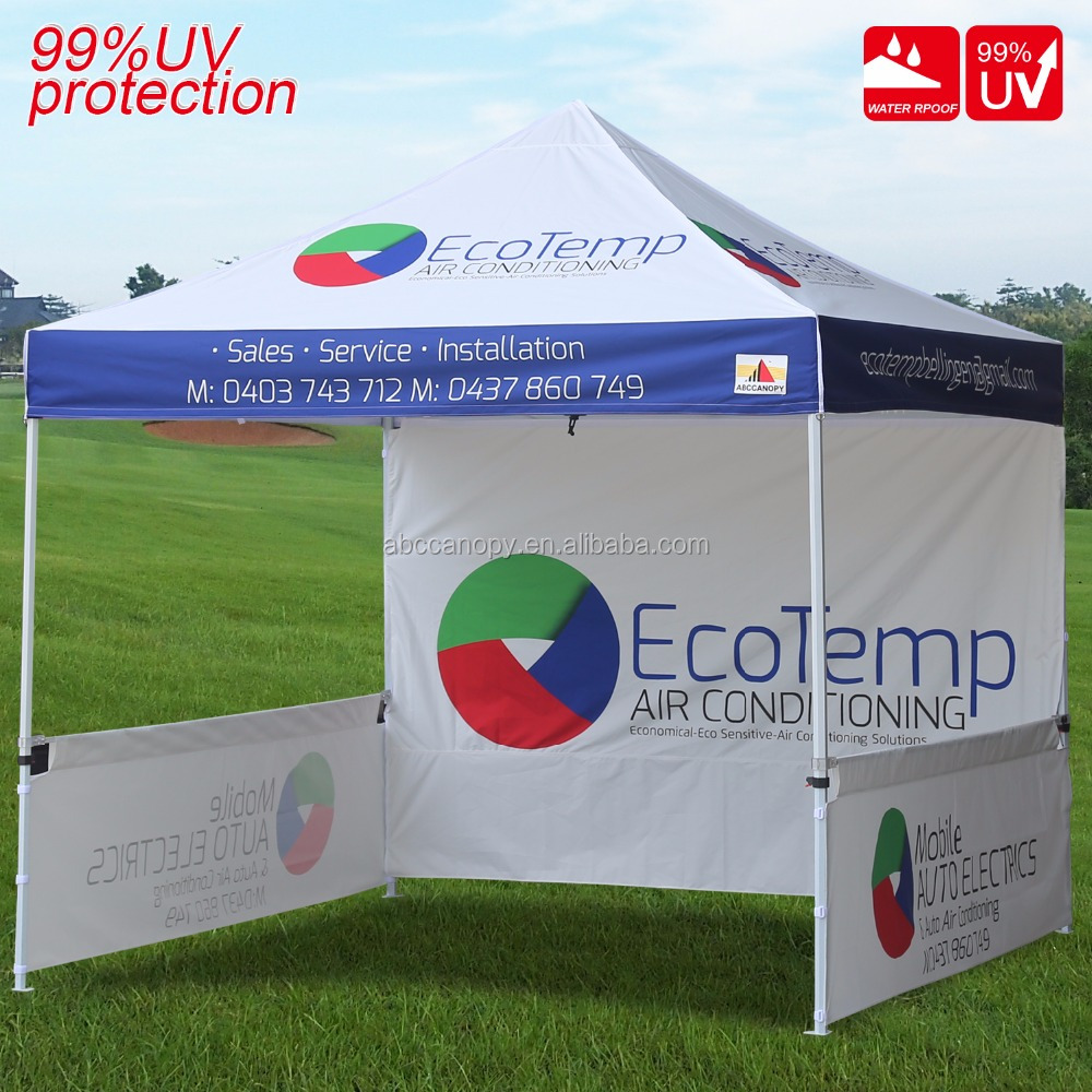 10x10 Cheap Custom Printed Canopy/tradeshow Tent/gazebo Tent 3x3,Portable Folding Gazebo