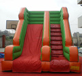 Small inflatable water slide for kids/swimming pool slide