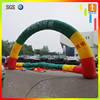 Custom Event balloon Arch inflatable rainbow arch