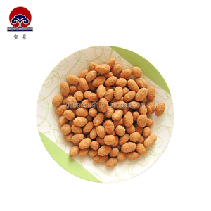 Chinese New Crop Roasted half Peanuts baoquan peanuts