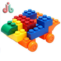 Custom Concrete Children Plastic Building Block