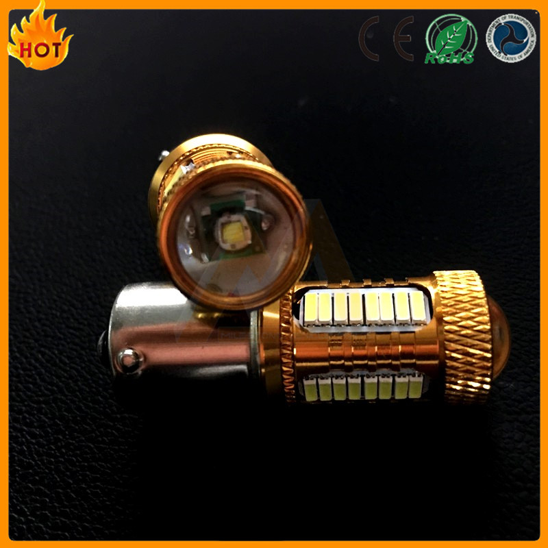 Super Bright Auto parts 12-24v 3014 32-smd White Color 1156 1157 3156 led car led tuning light