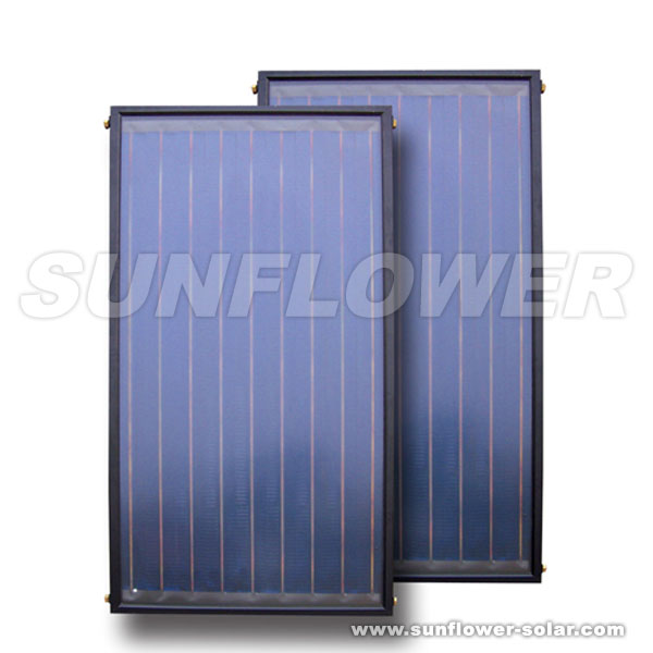 DIY High Efficiency Flat Plate Solar Water Heater Panel Price