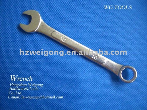 10mm Raised Panel Design Combination Wrench