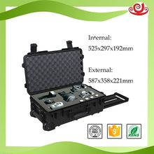 Tricases professional manufacturer low price IP67 hard PP plastic case keyboard musical instrument road case M2500