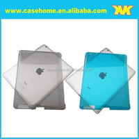 Ultrathin crystal tablet case for ipad, the transparent cases for ipad