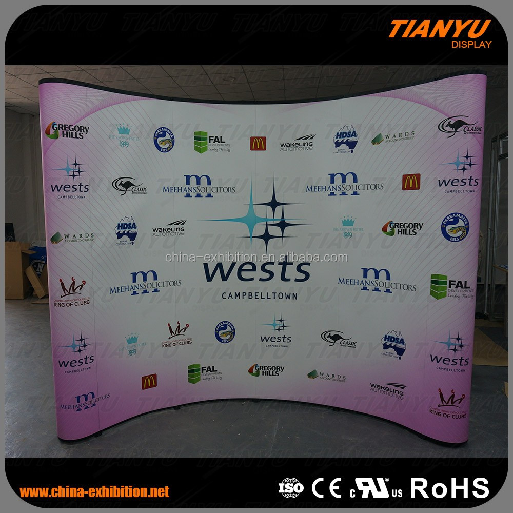 Popular stand for trade show pop up tents