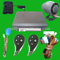 EAGLE brand 1 way car alarm system,auto security system from Zhong Shan