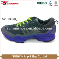 China manufacturer mesh lining running shoes for men with low price