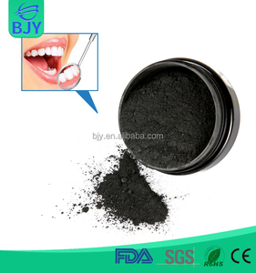 Natural Safe Private Label Teeth Sensitive Whitening Activated Charcoal Powder