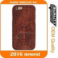 wholesale shockproof wooden case for iphone 6 cover,hard case for iphone 6