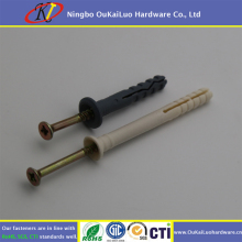 nylon hammer plastic concrete anchors galvanized