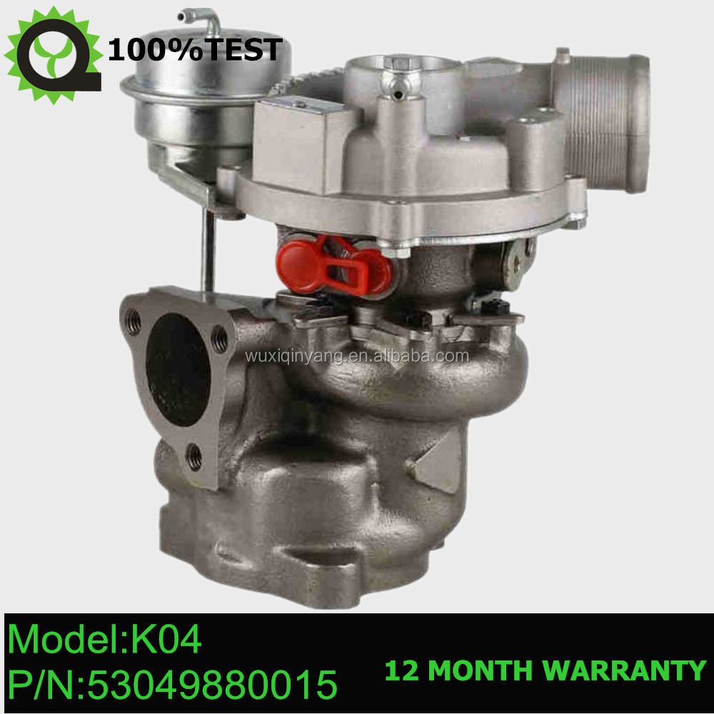 K04 Turbocharger parts turbo actuator 53049880015 , 53049700015 for AUDI A4 A6 1.8T