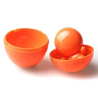 Customized Plastic Capsule Egg Toy In