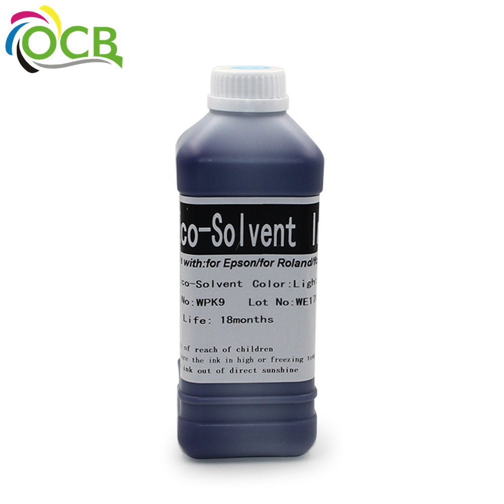 Good quality Oil based cartridge ink for Mimaki JV5 Eco-solovent ink