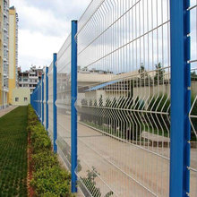 PVC coated welded wire mesh fence panel / fence/ fencing