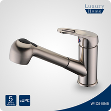 Alibaba china brass pull-out faucets