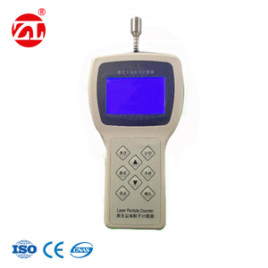 Handheld Particle Counter Dust Particle Counter