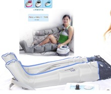 Electric air pressure compression foot leg massager