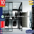 Aluminium Sliding Wardrobe Doors Made In China