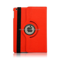 [Reyon] tablet swivel stand case for ipad air cases rotate 360 degree leather case for iPad 2/3/4
