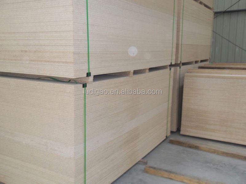 China 1220x2440mm good quality and Cheap Price Plain/raw Particle Board s