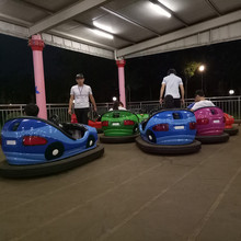 Kids electric chinese mini inflatable bumper car in cheap price