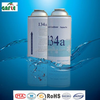Hot sale R134a refrigerant gas in car