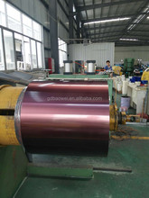 Decor sheet stainless steel color coil price per ton
