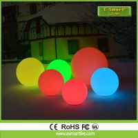 Cool Bar/club/party/wedding/ktv/hotel Floating Waterproof Led Ball