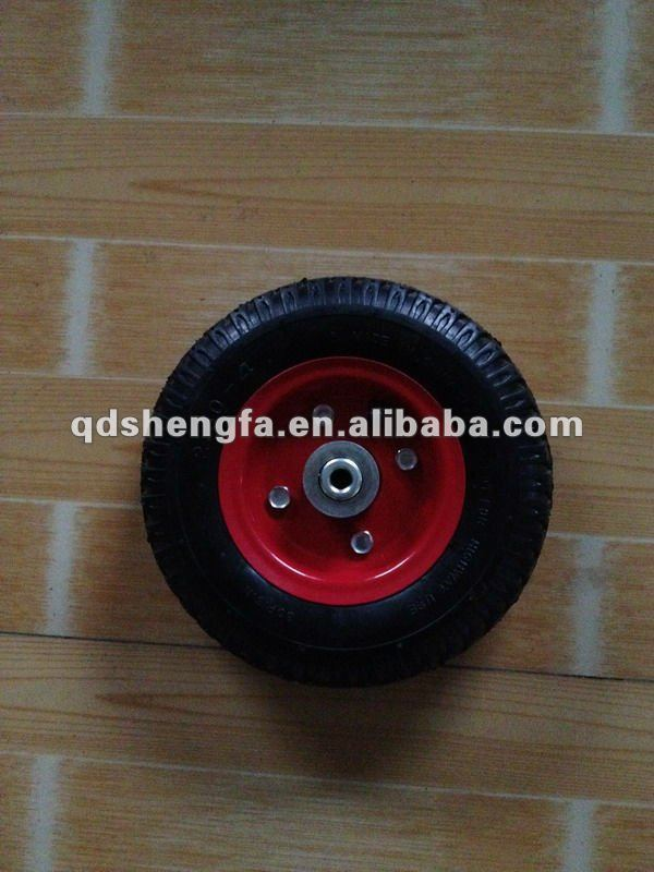 Small wheels for carts 2.50-4