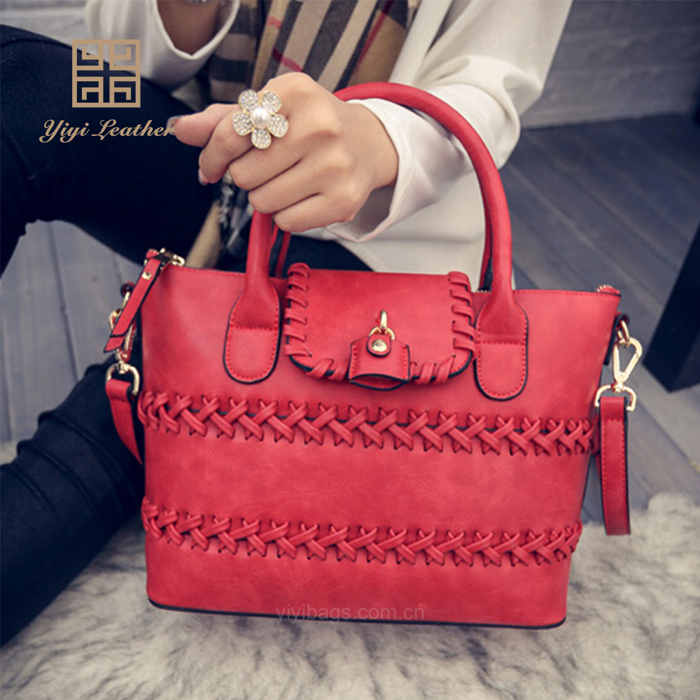 Manufacturer authentic designer genuine leather handbag wholesale online shopping india